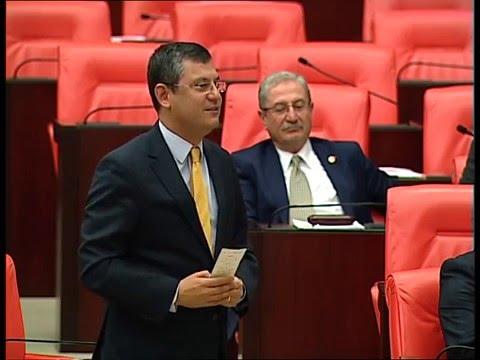 """ÖZGÜR ÖZEL'DEN HDP'YE: """"AKP İLE FLÖRT EDERKEN SESİNİZ ÇIKMIYORDU. GEZİ'YE BİLE DARBE DEDİNİZ!"""""""