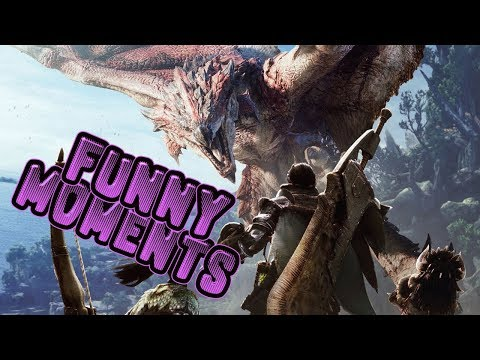 Monster Hunter: World - Funny Moments! thumbnail