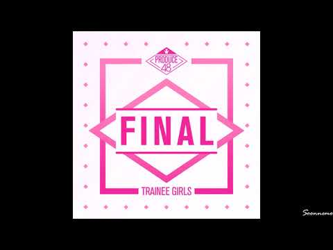 "[MP3/Audio] PD48 - '반해버리잖아?' (YOU'RE IN LOVE, RIGHT?) [SINGLE 'PRODUCE 48 FINAL""] 