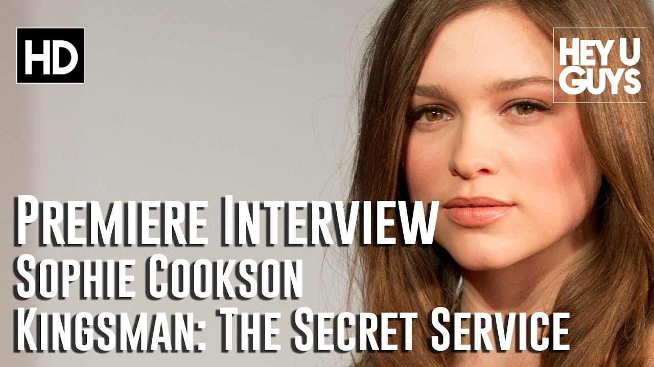 Taron Egerton And Sophie Cookson Interview For Kingsman: Kingsman: The Secret Service