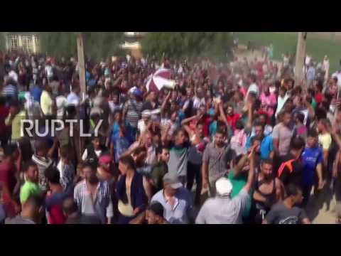 Egypt: One dead, dozens injured in clashes as police attempt to clear homes on Nile island