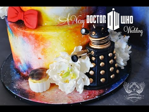 doctor who wedding cake YouTube