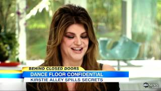 Kirstie Alley Discusses Weight Loss, 'Dancing With the Stars' Romances in 'GMA' Interview