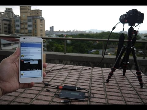 use Facebook Live on Android to livestream (broadcast) DV / Camcorder  DSLR