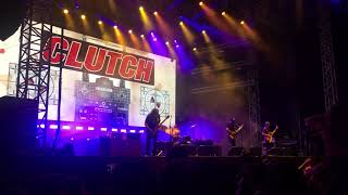 Clutch - A Quick Death In Texas [Live At Release Athens Festival 2019]