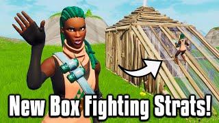 Ten Box Fighting Trİcks That Will Make You PRO! - Fortnite Battle Royale