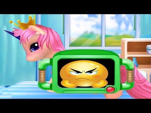 Prenses Poni Eğlence Akademisi #Çizgifilm Tadında Yeni Oyun