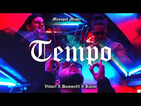 VITTORI x DAMZZ95 x KANNI - TEMPO (OFFICIAL MUSIC VIDEO) 4K