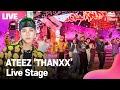 [LIVE] ATEEZ 'THANXX' 에이티즈 '땡스' Showcase Stage 쇼케이스 무대 (홍중,성화,윤호,여상,산,민기,우영,종호) [통통TV]
