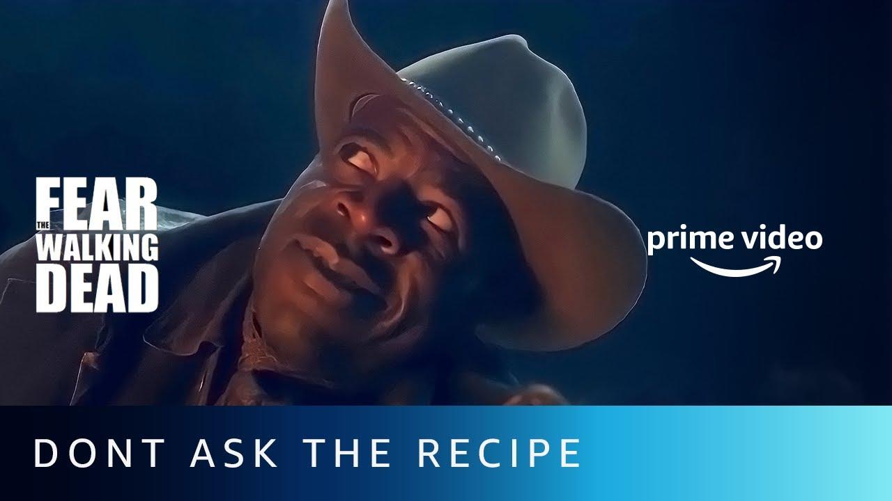 Don't Ask The Recipe | Fear The Walking Dead | Lennie James, Alycia Debnam-Carey, Maggie Grace