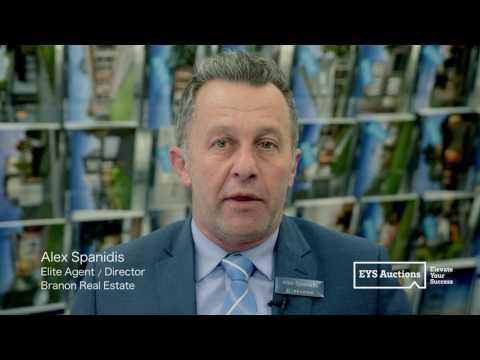 EYS Auctions - Client Testimonial / Alex Spanidis / Branon Real Estate