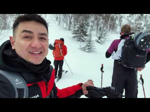 Passport To Adventure - Backcountry Skiing In The Chic Choc Mountains