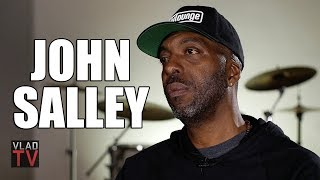 John Salley Cries When Speaking About Bill Cosby: I Love Him and Don't Believe the Stories (Part 12)