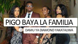 KIMENUKA! Mimba Ya Diamond Kwa Tanasha Yazua Mazito, itabidi Itolewe? Ndugu hawataki kabisa