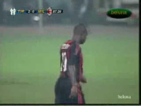 SK.Tirana  vs  AC.Milan (2-1) Highlights
