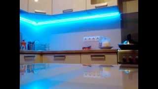 Светодиодная подсветка рабочей зоны кухни 2ч.(, 2013-03-12T04:24:56.000Z)
