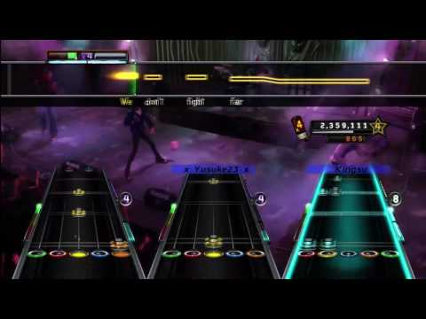 The Take Over, the Breaks Over - Fall Out Boy Expert Full Band Guitar Hero 5