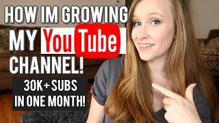 YOUTUBE TIPS FOR 2019 | HOW TO START & GROW A YOUTUBE CHANNEL