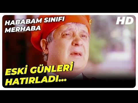 Güdük Necmi Geri Döndü! | Hababam Sınıfı Merhaba Türk Komedi Filmi