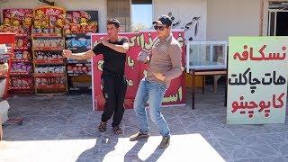 #7. Иран. Бензин 6 руб. Танцы на заправке. Пробуем бургер в Ширазе