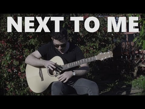 Imagine Dragons - Next To Me - Fingerstyle Guitar Cover
