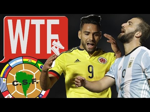 Which CONMEBOL Teams Will Miss The World Cup? | WTF