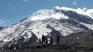 Mount Rainier Experience: Sunrise Area