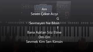Sevmek Kim Sen Kimsin ...  Cengiz Kurtoğlu ..  Ens