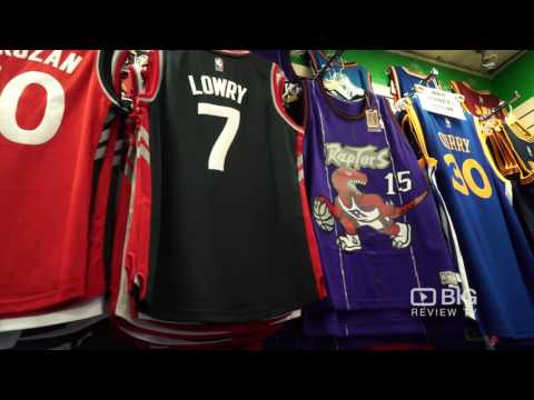 Sports Shop | Granville Sports Corner Inc. | Sports | Vancouver | BC