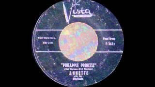 1960 097   Annette   Pineapple Princess   45