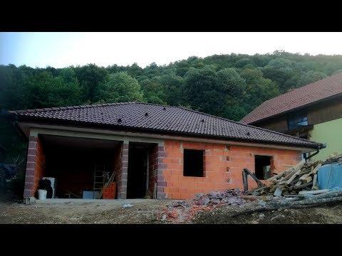 Building My House | Gradnja kuće od temelja do krova