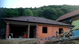 Building My House Part 1   Gradnja kuće od temelja do krova #1