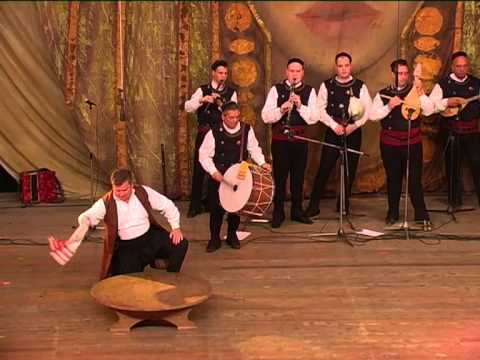 Todor Bekirski 45 years of folklore art work choreography concert ensemble Pirin part 4