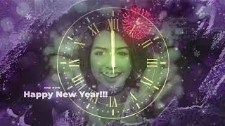 Magical Countdown New Year 2020 Slideshow After Effects Project Files hive template