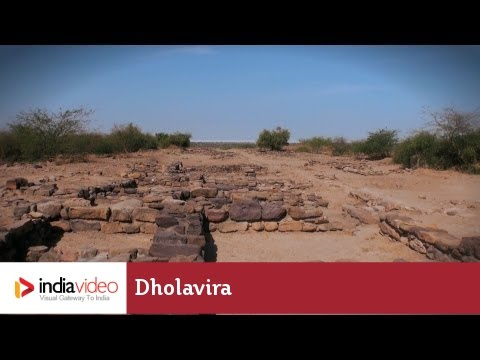 Dholavira: remnants of a great civilization