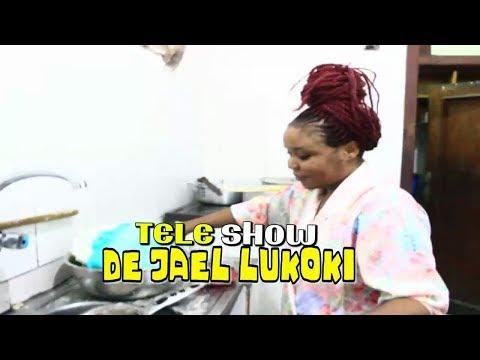 Tele Show Jael Lukoki Azui Mobali Alingi Abala Ye Azueli Ye Ndaku Ya munene Akebisi Ma Chantal