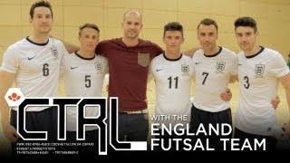 CTRL   England Futsal Team