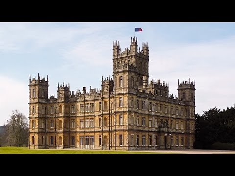 Downton Abbey and Oxford Tour from London Including Highclere Castle tour from London