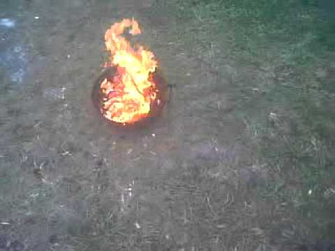 BURNING COPPER WIRE YouTube