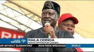 Morgan Tsvangirai bid farewell