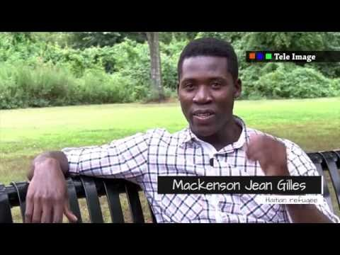 Haitian Refugee Mackenson talks about his tumultuous trip from Brazil to the US Part # 1