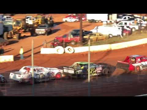 Thunder Bomber Heats and Main Cherokee Speedway 11/11/18