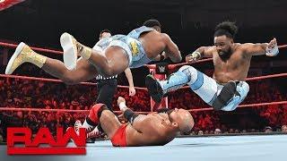 Eight-Man Elimination Tag Team Match: Raw, June 24, 2019