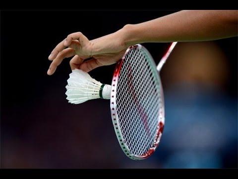 Basic Badminton for Beginners.