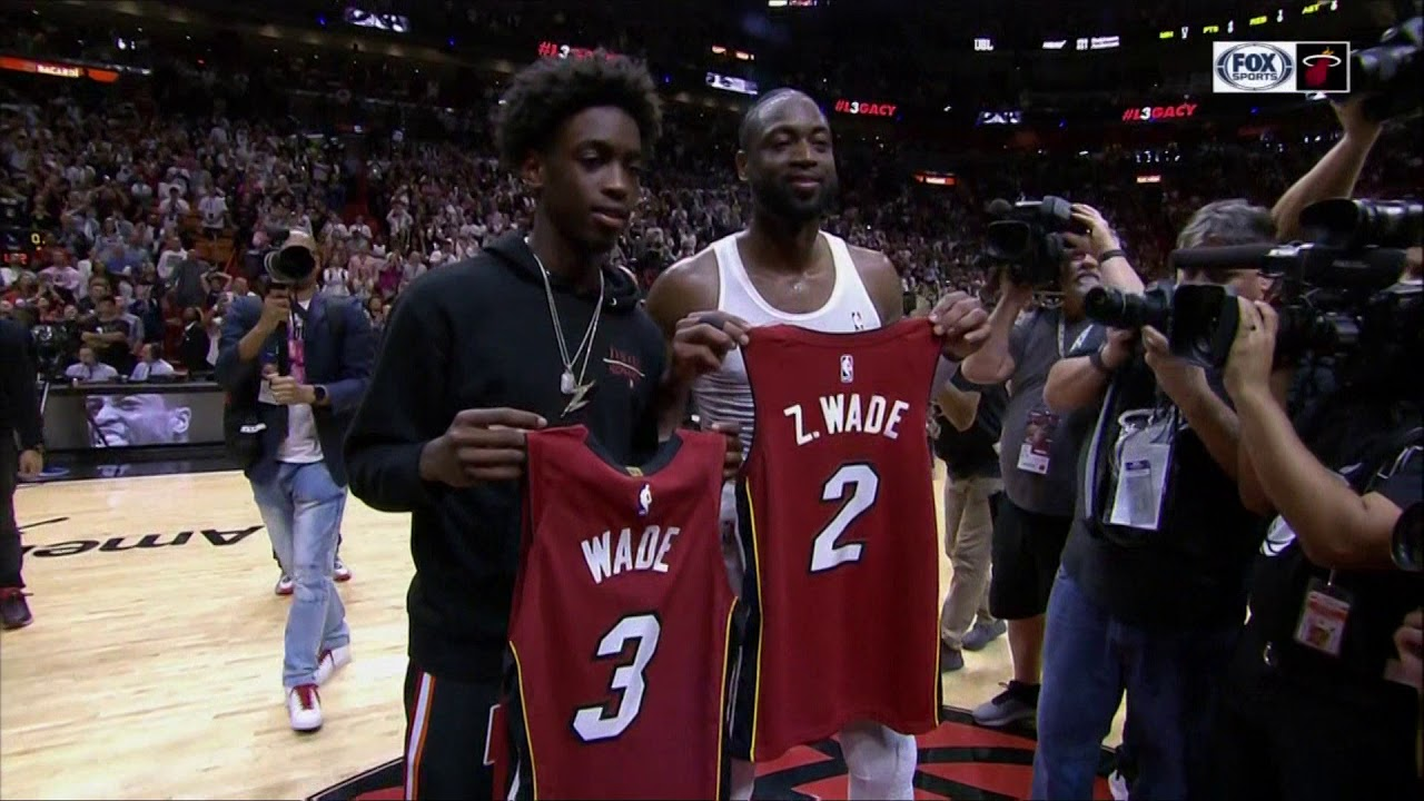 Zaire Wades Wiki Facts About Nba Star Dwyane Wades Son - 1280×720
