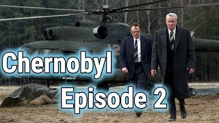 """HBO's Chernobyl Episode 2 """"Please Remain Calm"""" Aftershow & Review   Talking Television Podcast #13"""
