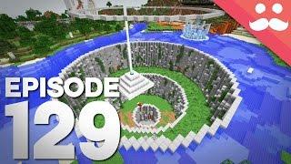 Hermitcraft 4: Episode 129 - It's Almost Complete!