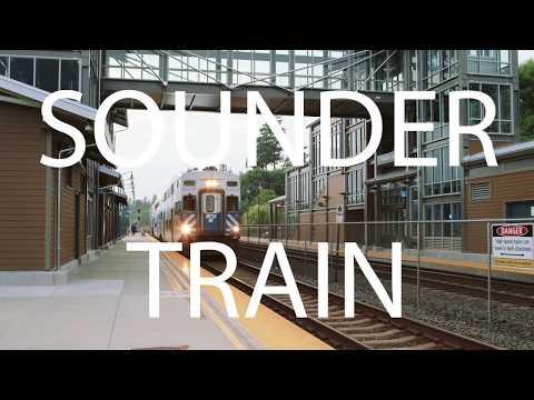 Work in Seattle. Live in Mukilteo - Sounder Train commute