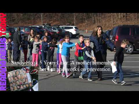 News Headlines Sandy Hook 5 Years Later: A mother remembers her son and works on prevention