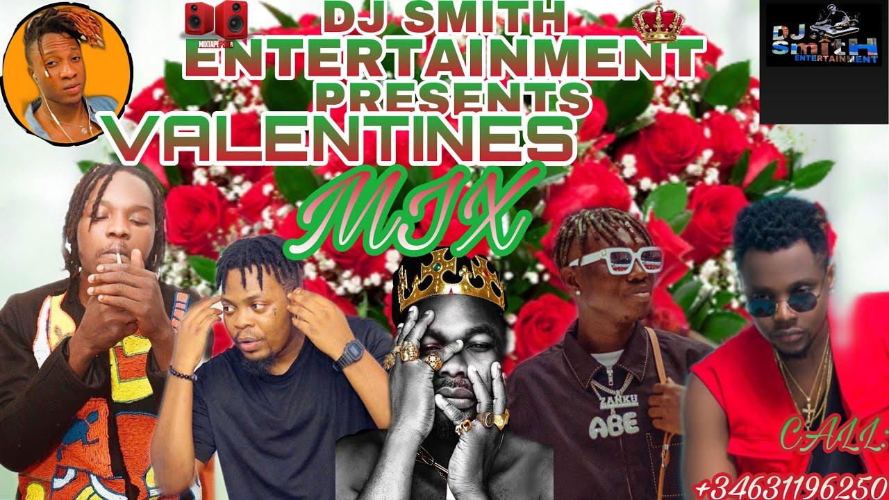 Download LATEST AFROBEAT 2020 VALENTINE MIX MAD OH,OLAMIDE FT NAIRA MARLEY,ZLATAN,BURNA BOY,MIX BY DJ SMITH
